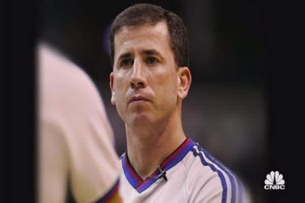 Tim Donaghy, a Historia de um ex arbitro da NBA que Apostou na propria NBA durante 4 anos