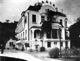 Cassino no Brasil na década de 40