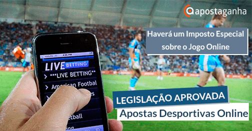 Aprovada Legislação das Apostas Desportivas Online