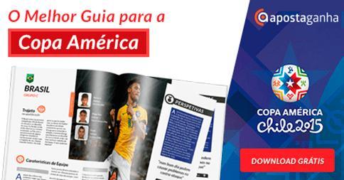 Guia ApostaGanha para a Copa América 2015