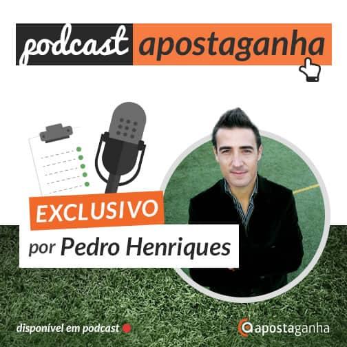 Pedro Henriques: Analise das equipas Portugueses nas Ligas Europeias 6 Jornada