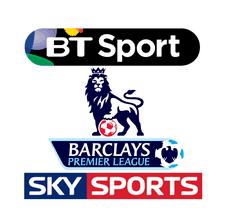 Os milhões em direitos na Barclays Premier League