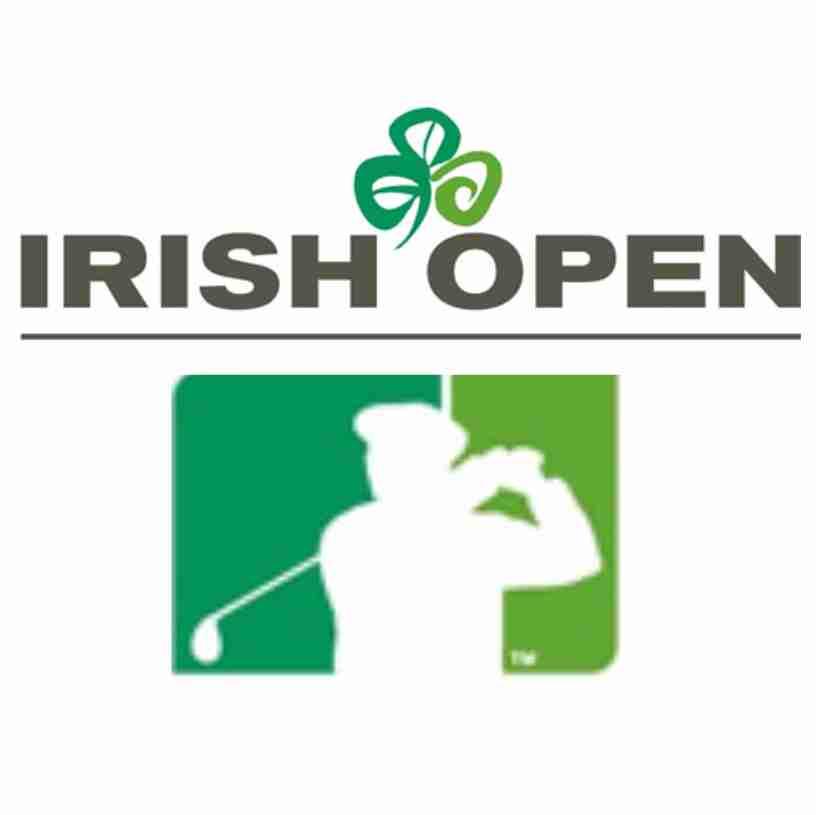 TOP 20 – Irish Open