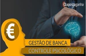 A gestão de banca e o controlo psicológico são passos fundamentais para atingir o sucesso.
