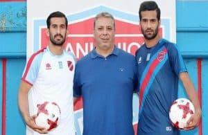Dois Jogadores Iranianos banidos