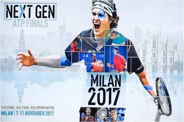 Borna Coric vs Andrey Rublev – Next Gen Finals