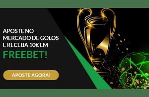 freebet 10 euros champions