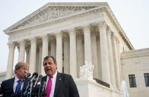 O Supremo Tribunal dos EUA decide que a proibição estatal das apostas desportivas é inconstitucional