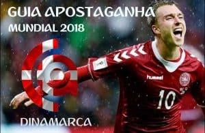 Dinamarca Mundial 2018 - Guia e Análise