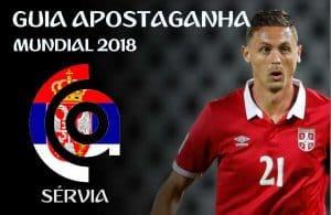 Sérvia Mundial 2018 - Guia e Análise