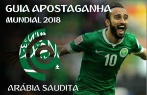Arabia Saudita Mundial 2018 - Guia e Análise