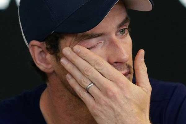 Andy Murray deixa um grande legado ao ténis britânico