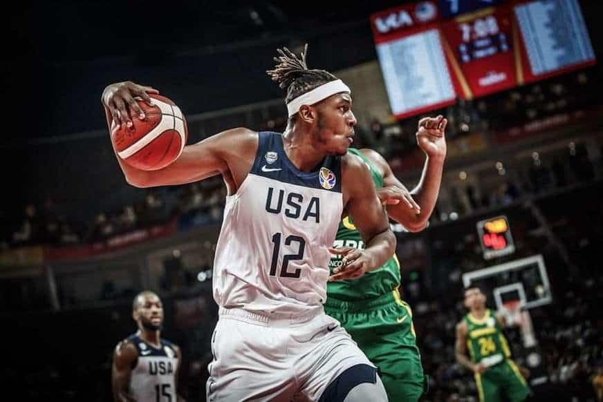 EUA com caminho facilitado até à Final do Mundial de Basquetebol