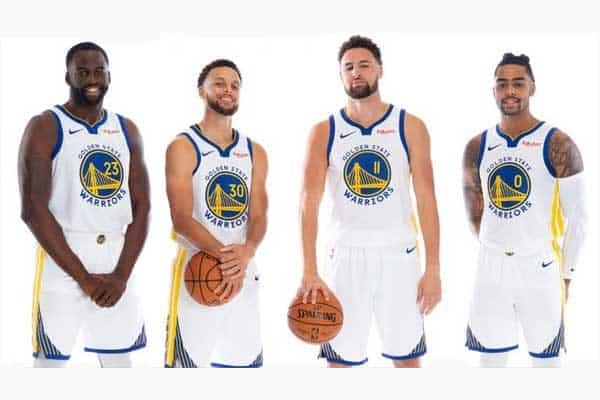 Warriors iniciam novo ciclo com base de sempre
