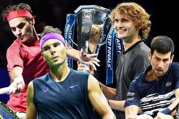 ATP Tour Finals terá aliciante de definir nº1 mundial