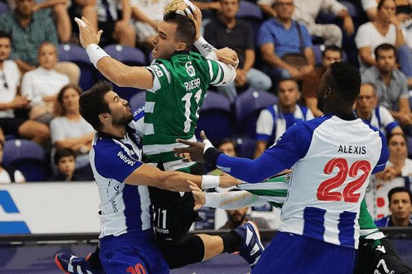 FC Porto e Sporting a elevar o Andebol nacional a outro patamar