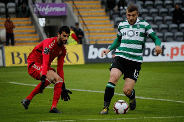 """O estranho mundo das """"chicotadas"""" no futebol português"""