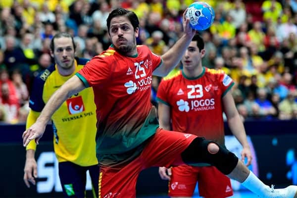 Europeu de Andebol 2020: Portugal disputará 5º lugar com Alemanha