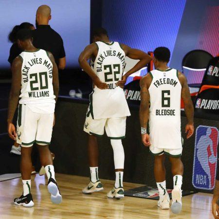 Bucks eliminados: A queda de um dos favoritos à conquista do anel