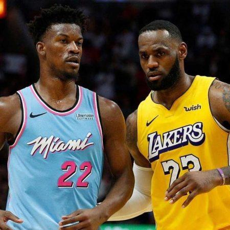 Los Angeles Lakers e Miami Heat editam final inédita na NBA