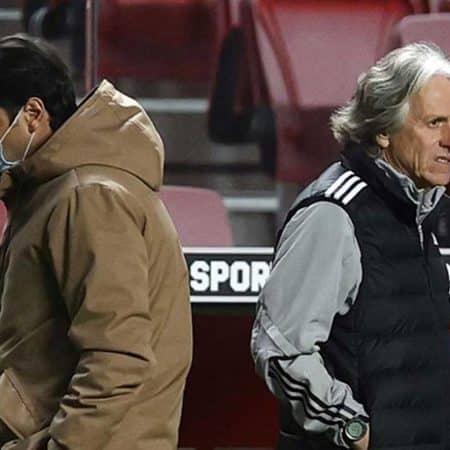 """Benfica desilude e vence de """"aflitos"""" na Taça da Liga"""