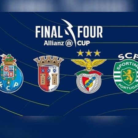 Final Four da Taça da Liga aí à porta com muita emoção