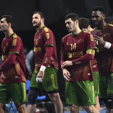 Portugal caiu de pé no Mundial do Egito de andebol
