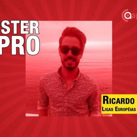 Tips dos PROs – Ricardo Cardoso – 12 de Junho