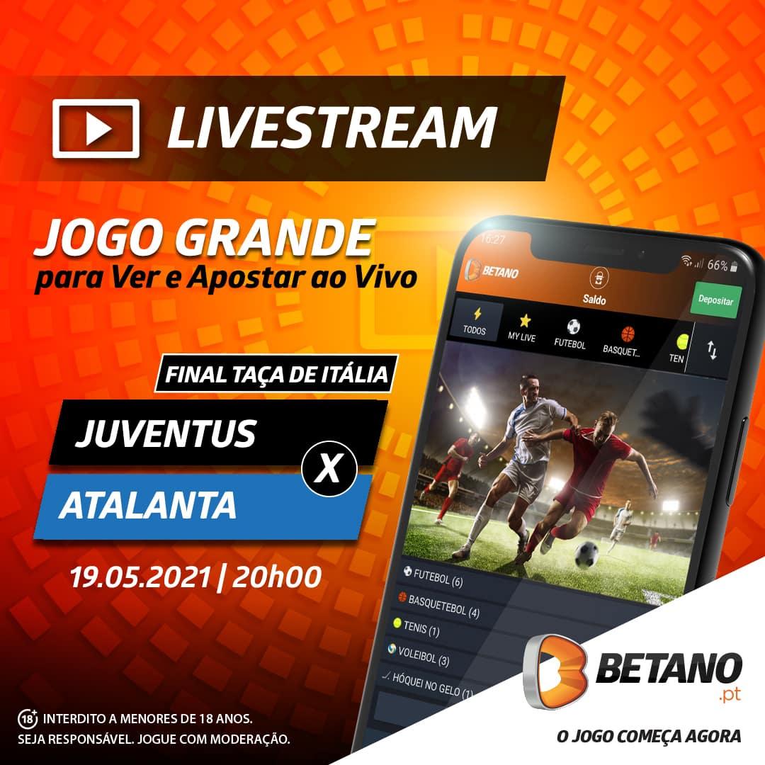 Juventus vs Atalanta Livestream