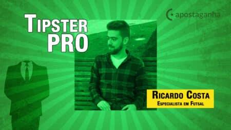 Melhores Tips de Futsal – Ricardo Costa – 07/09/2021
