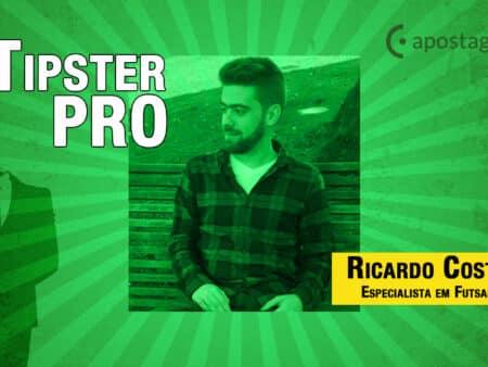 Melhores Tips de Futsal – Ricardo Costa – 20/09/2021