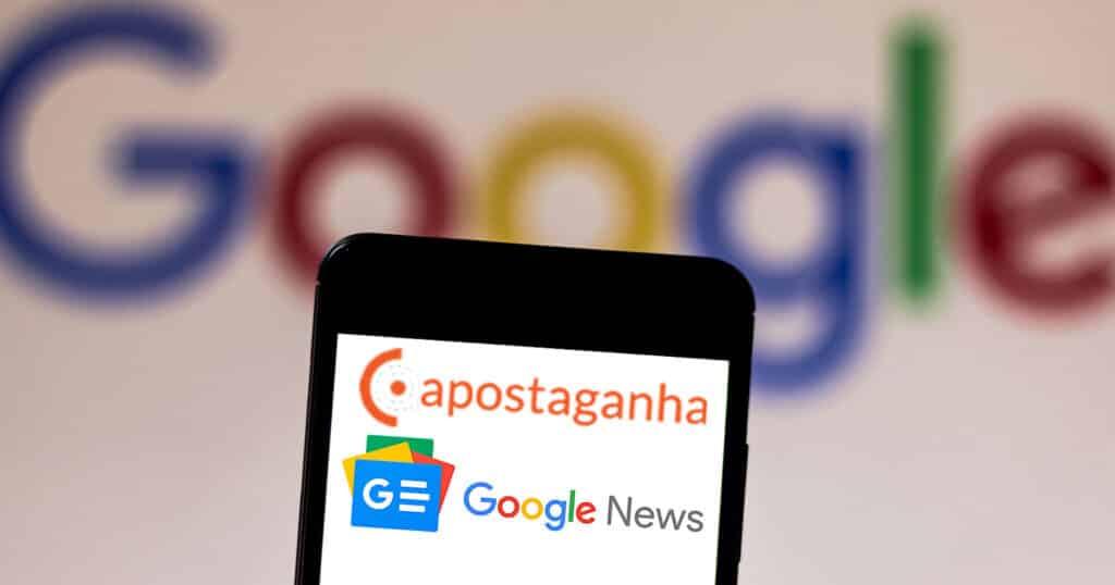 Aposta Ganha no Google News