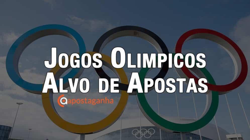 Jogos Olímpicos alvo de apostas